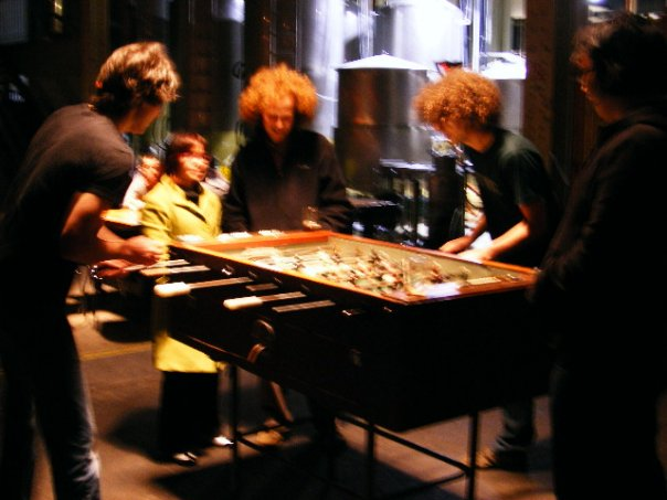 Master of the Universe Foosball Challenge